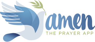 Amen: The Prayer App Retina Logo